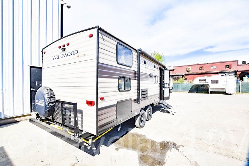 2020 Forest River Wildwood 220 Bhxl West Kelowna Rvs For