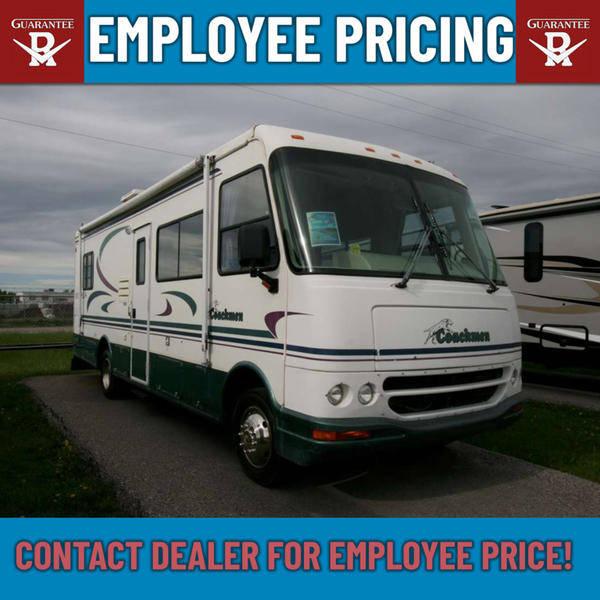 2000 Coachmen Mirada 30 Calgary Rvs For Sale