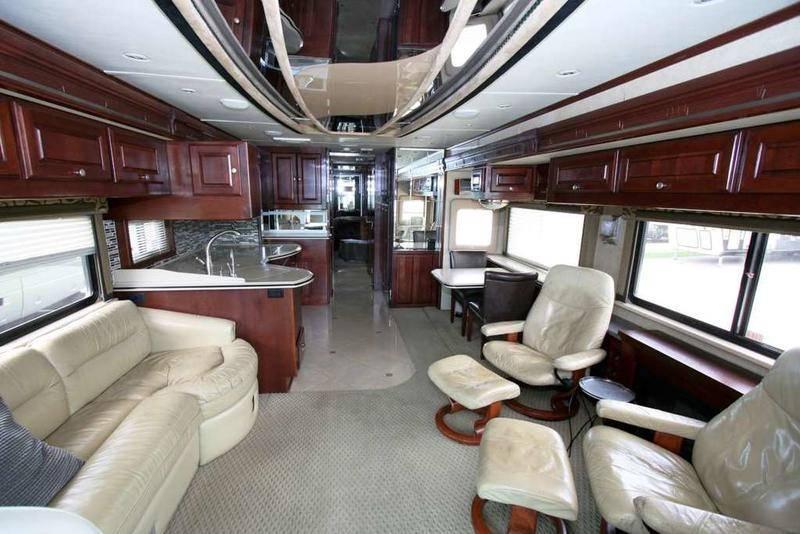 2005 Monaco Executive 45pbq Calgary Rvs For Sale