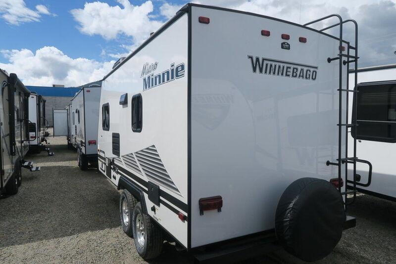 2019 Winnebago Micro Minnie 1706fb Summerland Rvs For