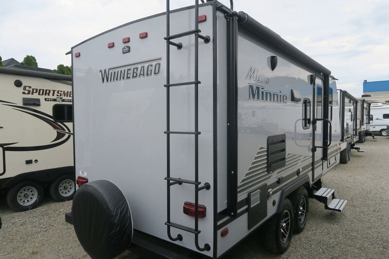2020 Winnebago Micro Minnie 2108ds Summerland Rvs For