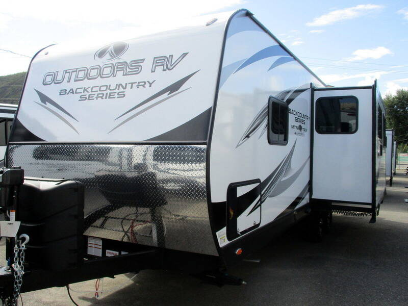2019 Outdoors Rv Back Country West Kelowna Rvs For Sale